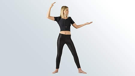 Lipomed glandex compression garments aesthetical surgery -
