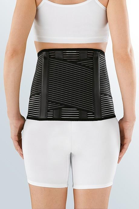 lumbale Stützorthese Rücken aktiv