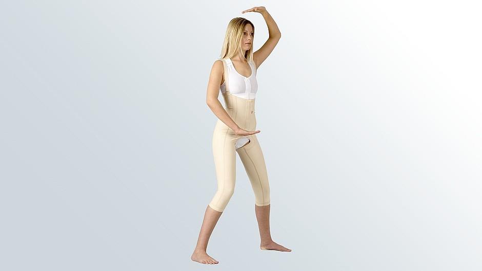 Lipomed skinline Kompressionsbekleidung ästhetische Chirurgie