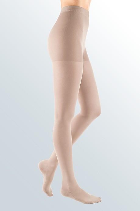 mediven comfort compression panty sand